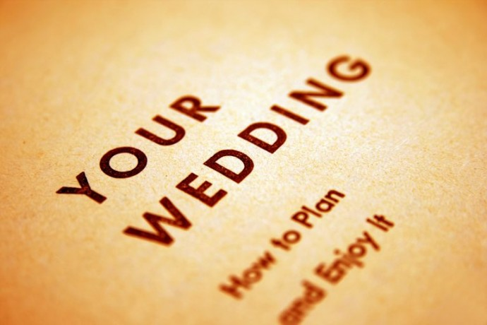your wedding