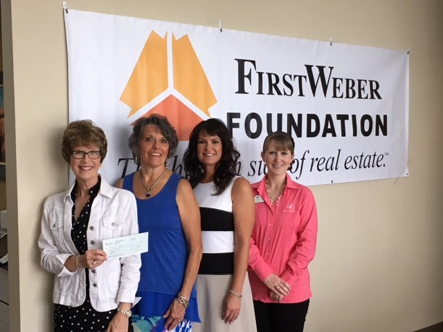 First Weber Sponsorship