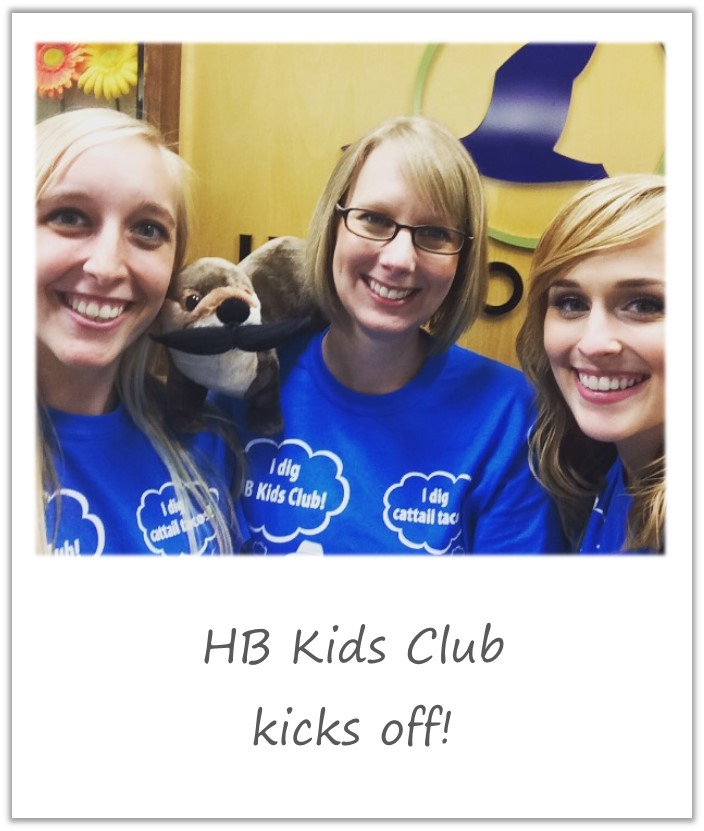 Horicon Bank Kids Club Welcome