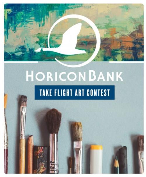 Take Flight Art Contest poster
