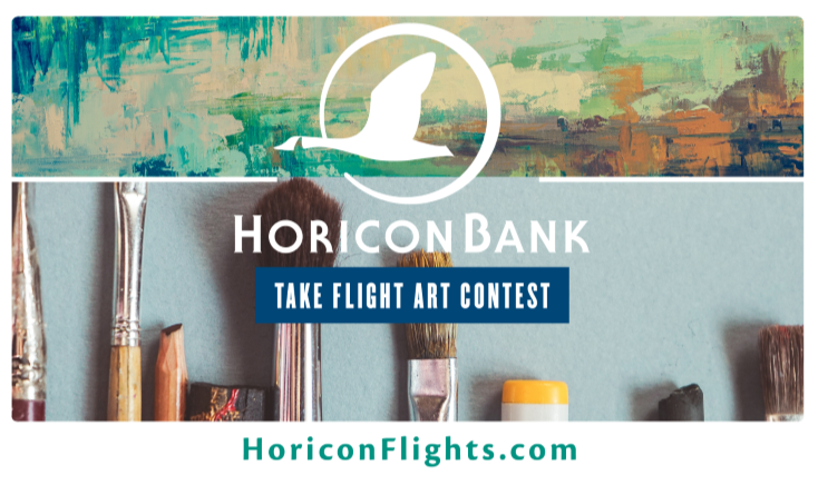 Take Flight Art Contest announcement