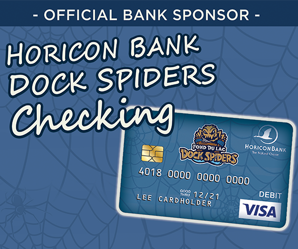 Dock Spiders check card