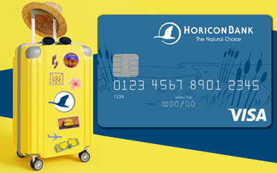 Fly South This Winter With Your Horicon Bank Credit Card