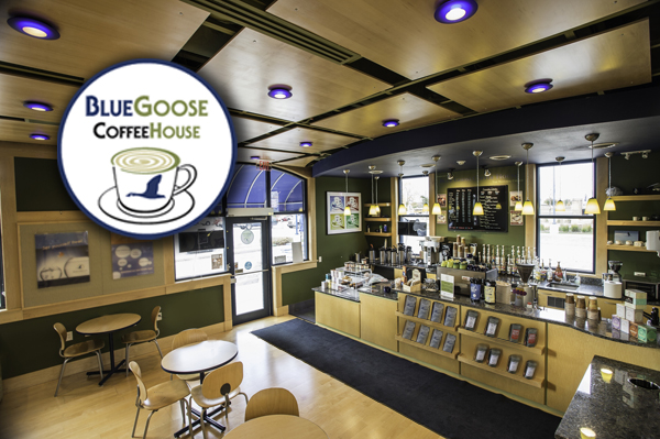 Photo of the Blue Goose Coffee House